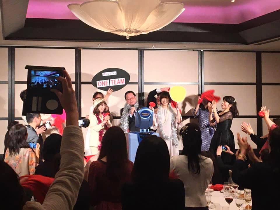 日本仲人協会新年会