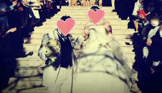 コロナで延期になっていた結婚式、ようやく実現しました!