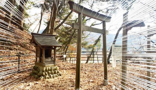 東京から日帰りOK!最強縁結びスポット「楯岩鬼怒姫神社」